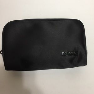 Chanel Black Makeup Bag